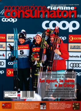 Scarica il sommario rivista FEBBRAIO 2019 Cooperazione Consumatori in formato pdf