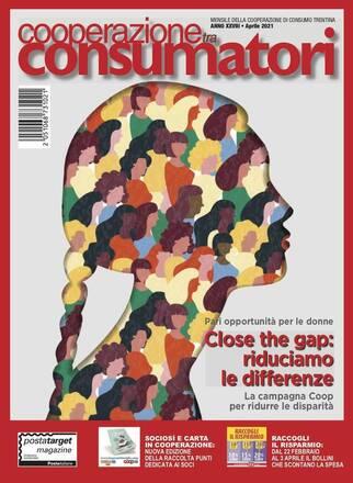 Scarica il sommario rivista APRILE 2021 Cooperazione Consumatori in formato pdf