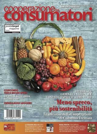 Scarica il sommario rivista FEBBRAIO 2020 Cooperazione Consumatori in formato pdf